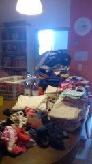 täglicher Wäsc heberg